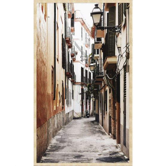 Wanddecoratie Travel Stories 020 70x118cm