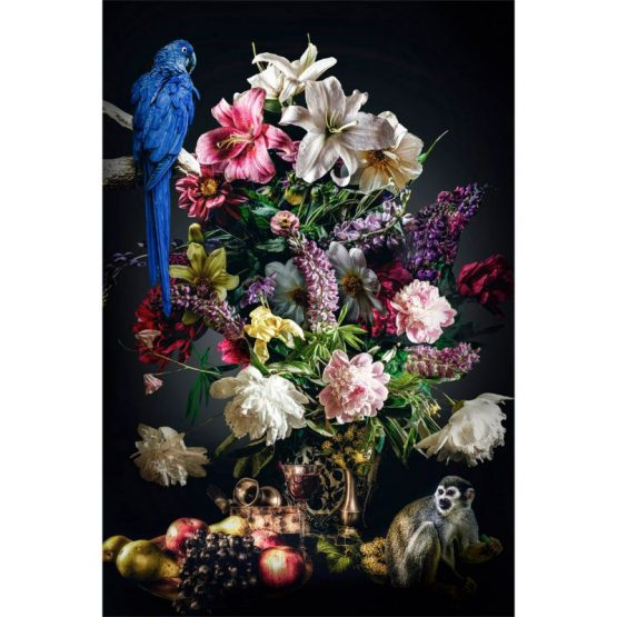 Wanddecoratie The Still Life Collection III 100x150cm